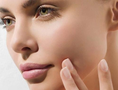 Коррекция контуров губ и увеличение объема губ