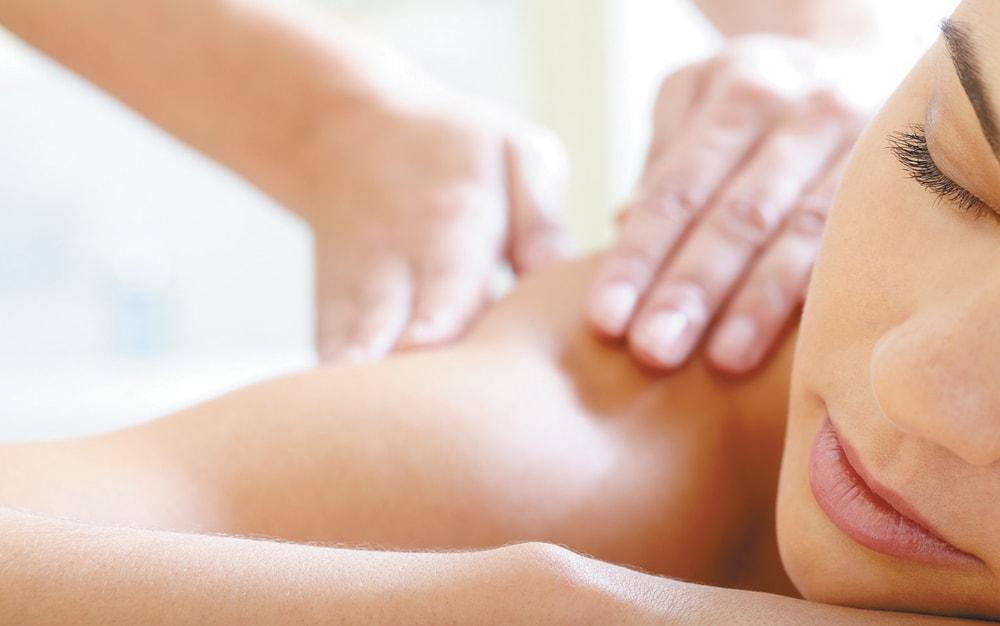 Классический массаж всего тела