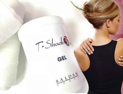 Бандажное обертывание  T- SHOCK + скульптурирующий массаж