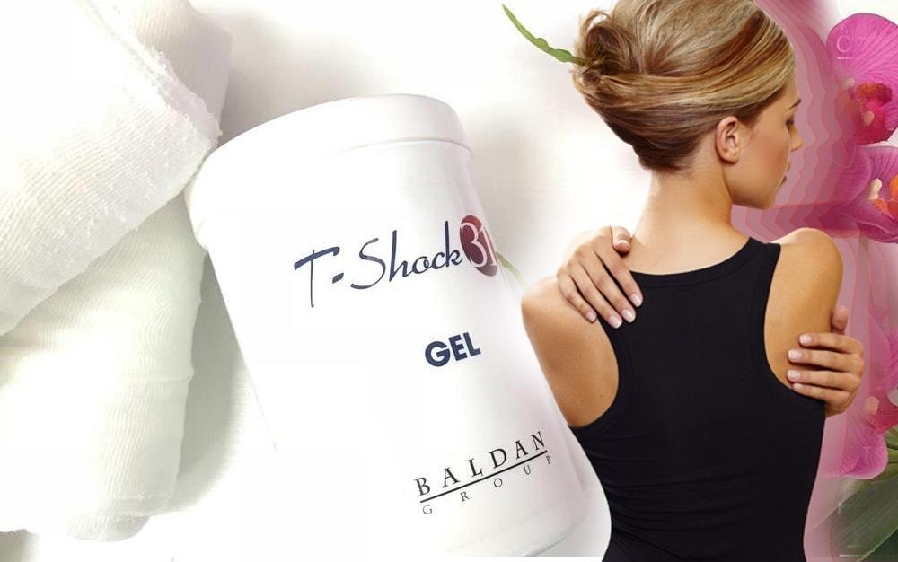 T - SHOCK - бандажное обертывание + массаж проблемных зон