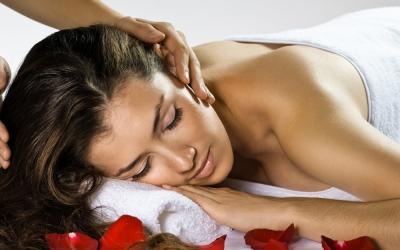 Расслабляющий массаж SANDHI