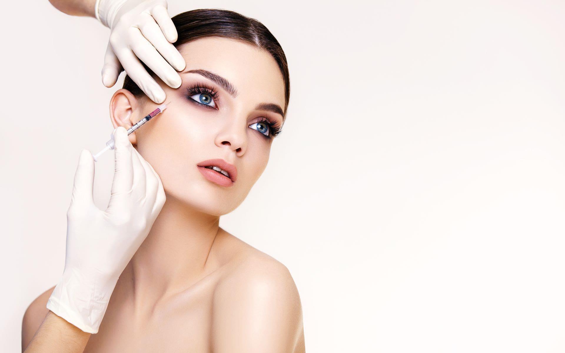 Anti - Age мезотерапия для зоны вокруг глаз с эффектом ботулотоксина