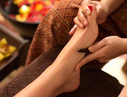 Королевский Тайский массаж ног и стоп