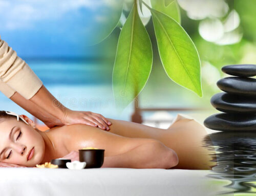 Relax массаж «Анти стресс»