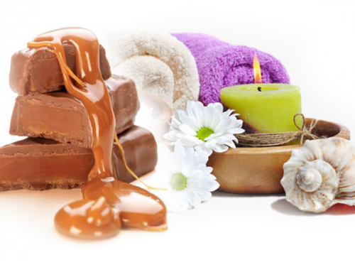 """Караммелевый соблазн"" — SPA ритуал с ароматом карамели и шоколада."