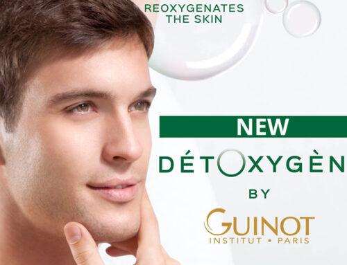 "Unikāla sejas procedūra no Guinot – ""Detoxygene"""